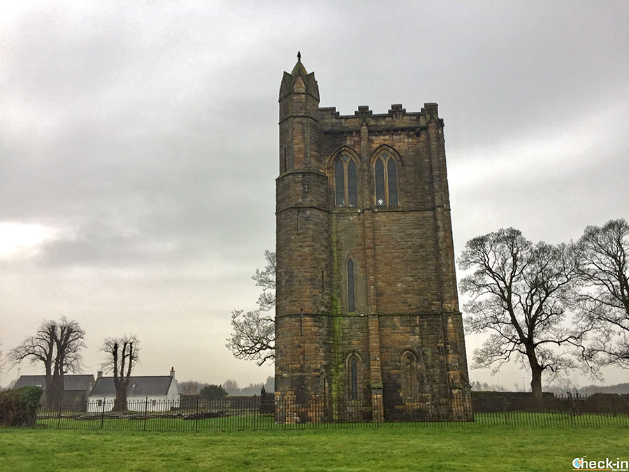 Attractions in Stirling area: Cambuskenneth Abbey