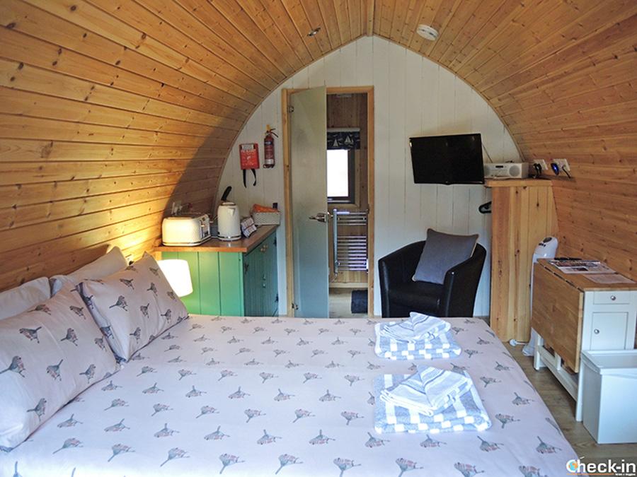 Eco Lodges at Loch Katrine - Near Trossachs Pier