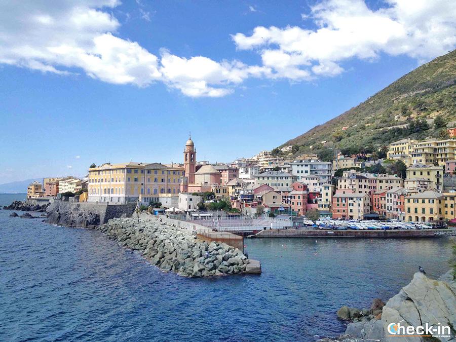 9 cose da fare a Genova - Passeggiata costiera a Nervi
