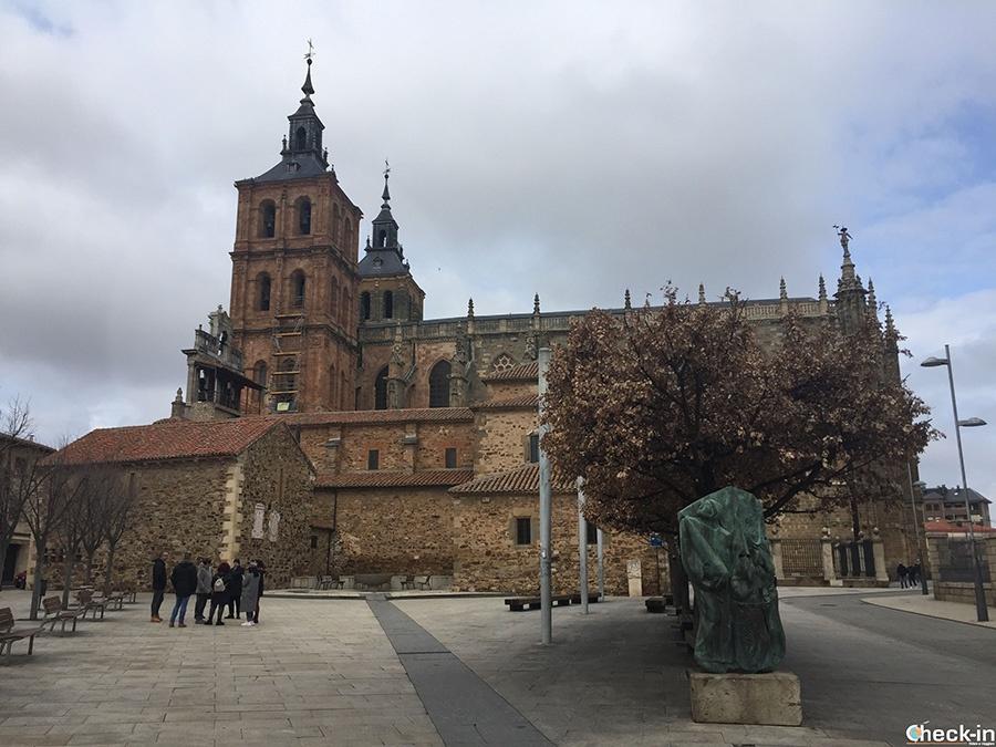 Lugares para visitar en Astorga - Catedral de S. María