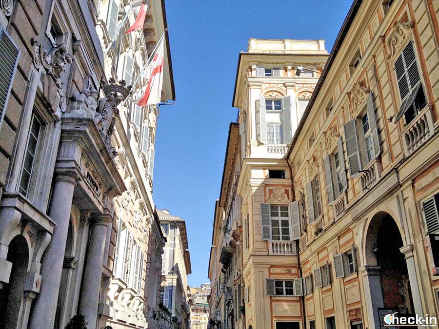 9 esperienze da vivere a Genova - Camminare per il centro storico medievale