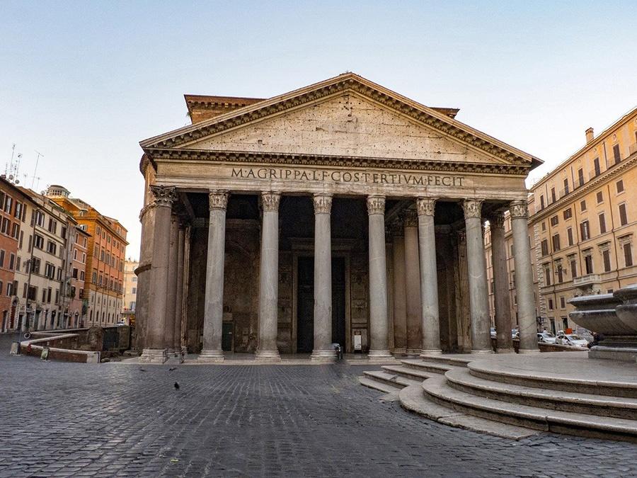 Vacanza a Rom di 3 giorni - Il Pantheon di Agrippa