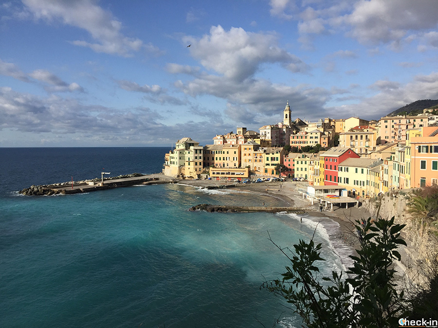 12 paesi da vedere vicino a Genova: Bogliasco