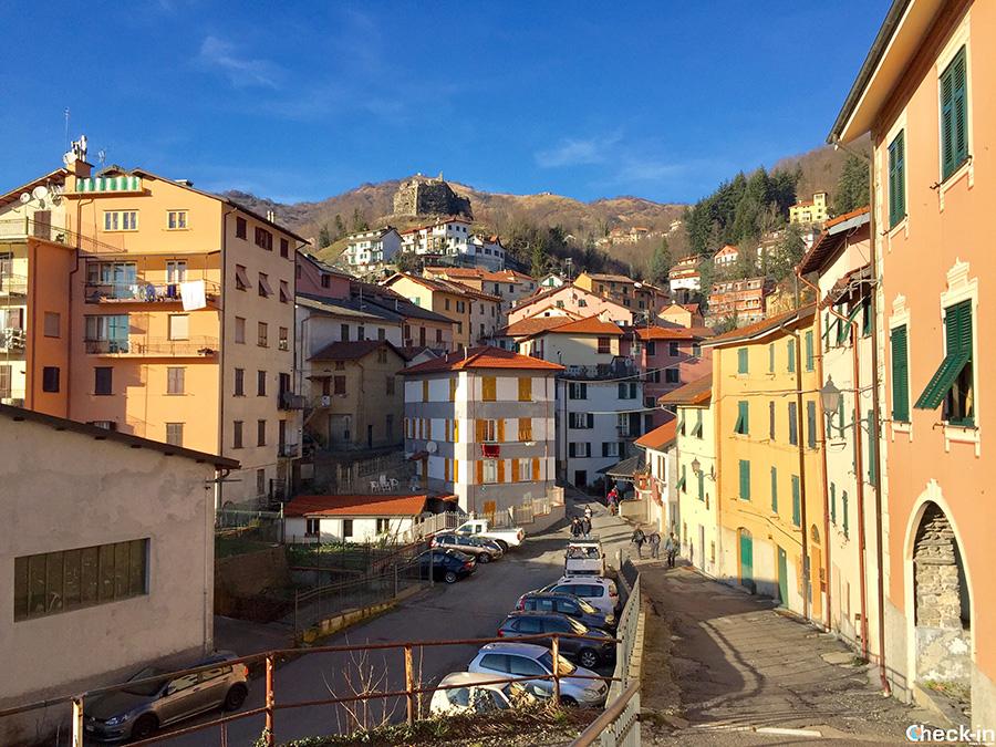 12 località da vedere vicino a Genova: centro storico di Torriglia