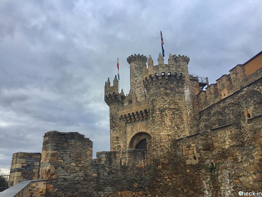 Qué ver en Ponferrada en un día: Castillo de los Templarios
