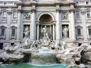 Cosa vedere a Roma: Fontana di Trevi (Italia)