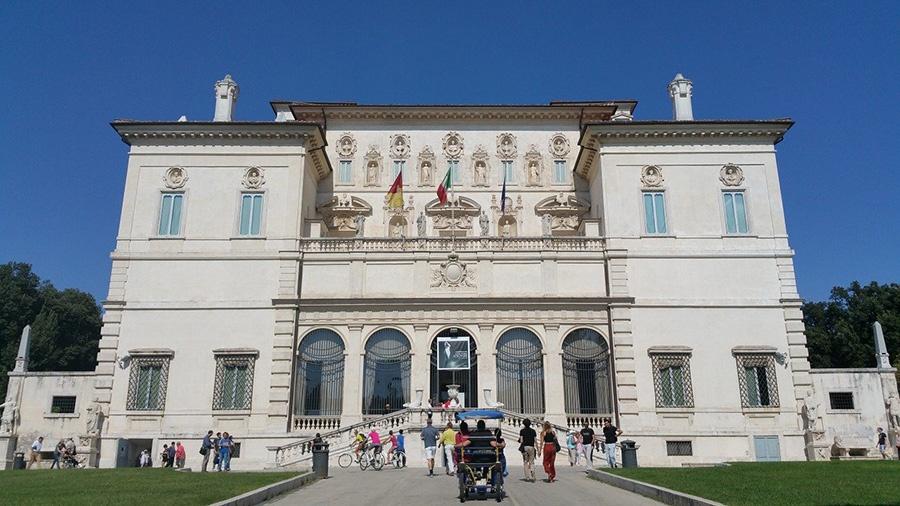 Cosa vedere a Roma: Galleria di Villa Borghese