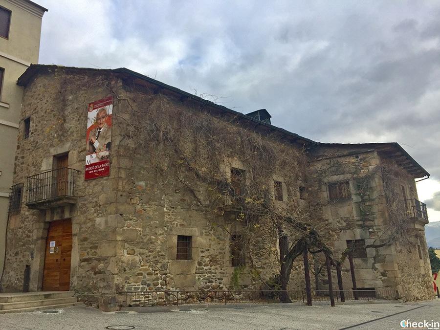 Casa de los Escudos en Ponferrada (Castilla y León)