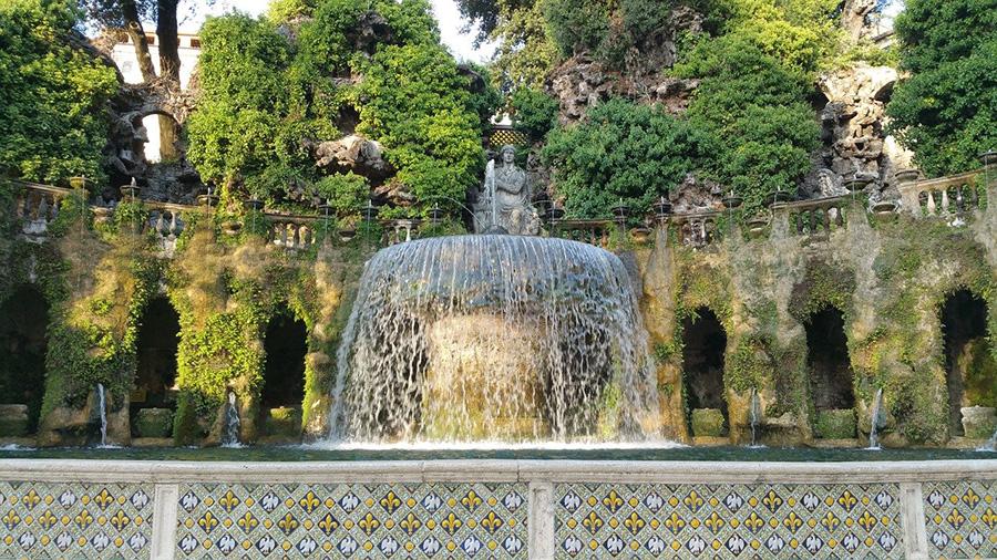 Cosa vedere vicino a Roma: Villa d'Este a Tivoli