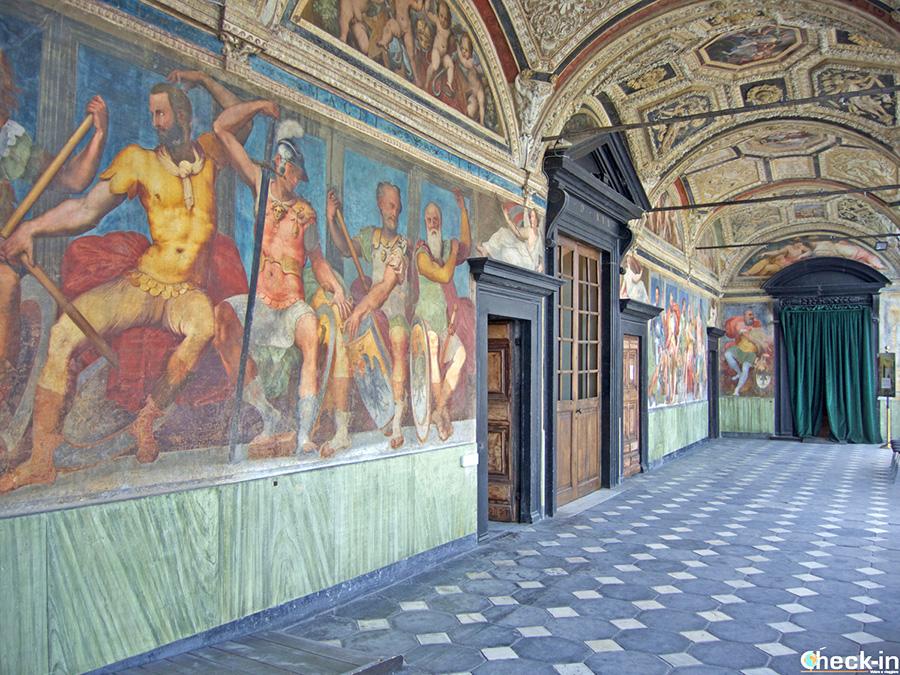 9 esperienze da vivere a Genova - Visitare una dimora storica rinascimentale