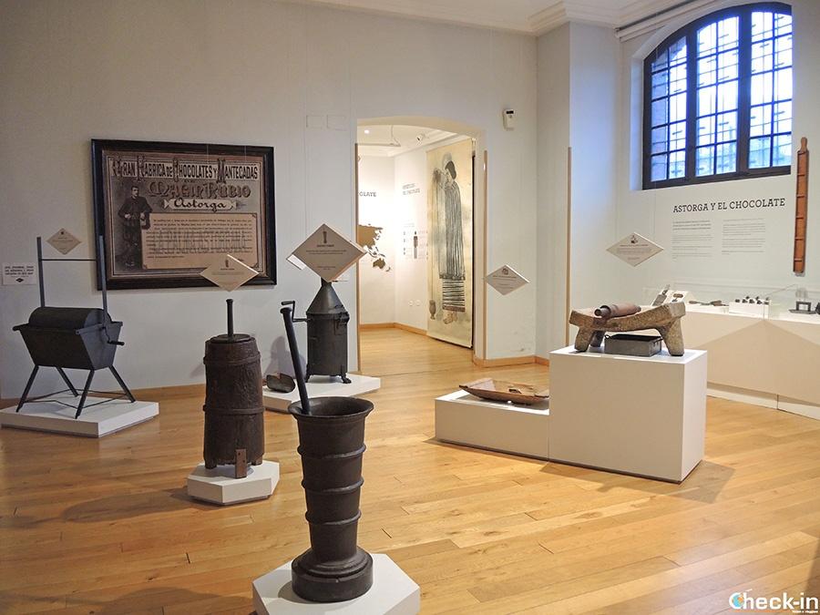 Lugares de interés en Astorga - Museo del Chocolate
