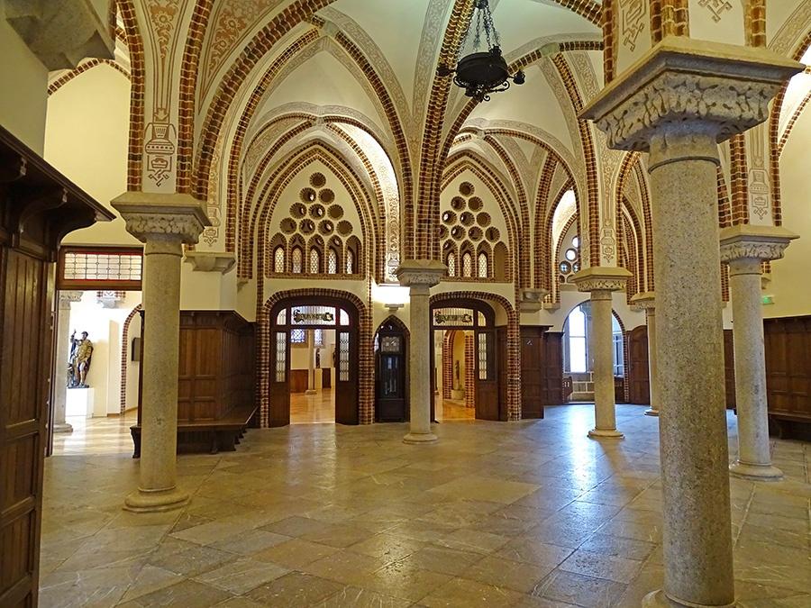 Museo de los Caminos - Palacio de Gaudí en Astorga