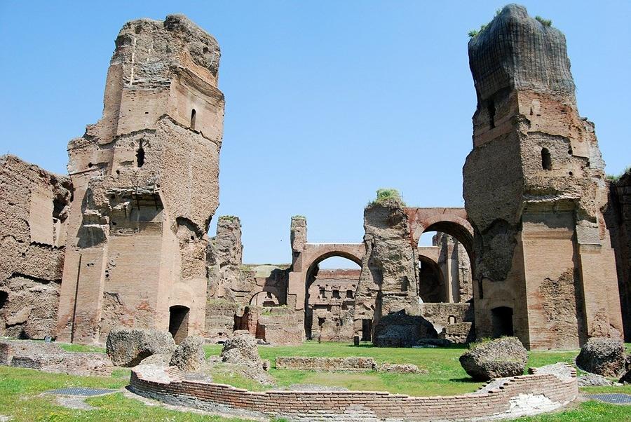 Tour della Roma Antica - Terme di Caracalla