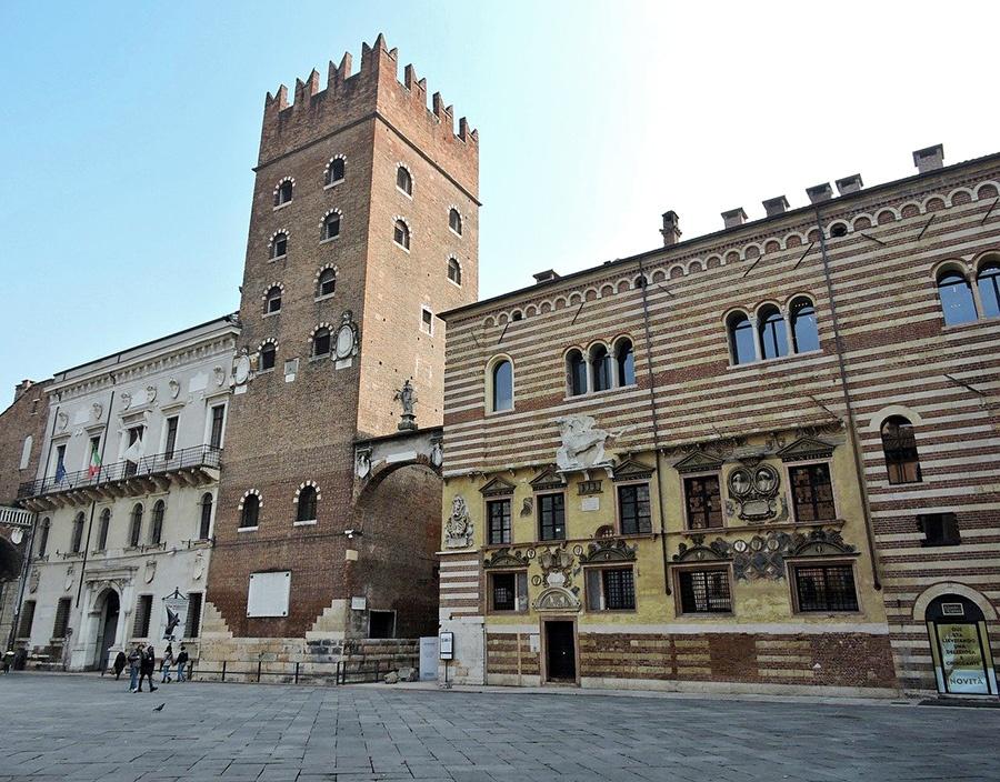 Piazza dei Signori - Centro storico di Verona