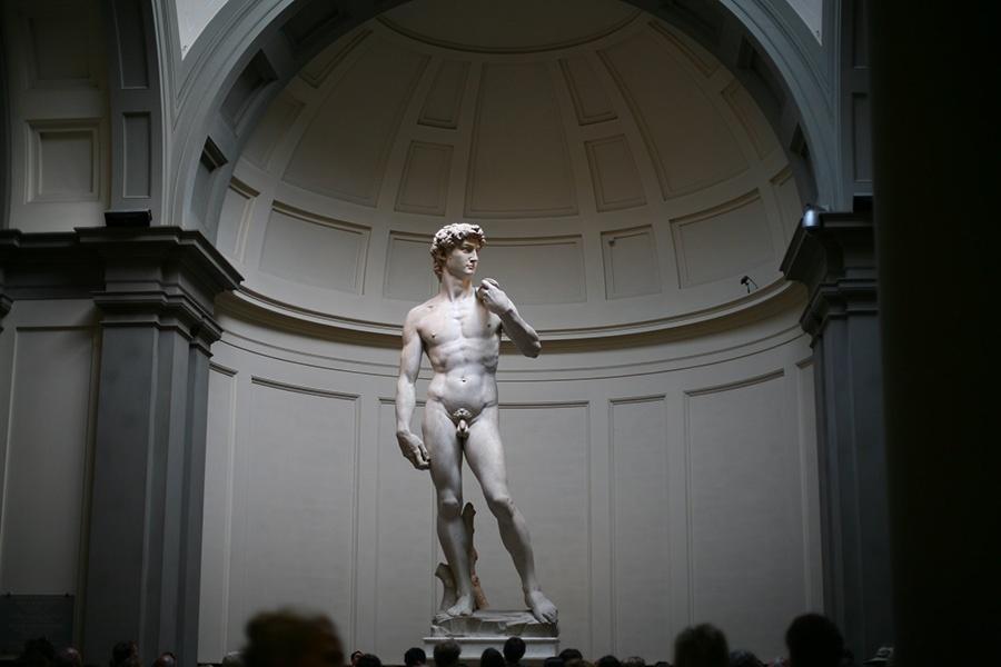 Cosa vedere a Firenze: museo Galleria dell'Accademia