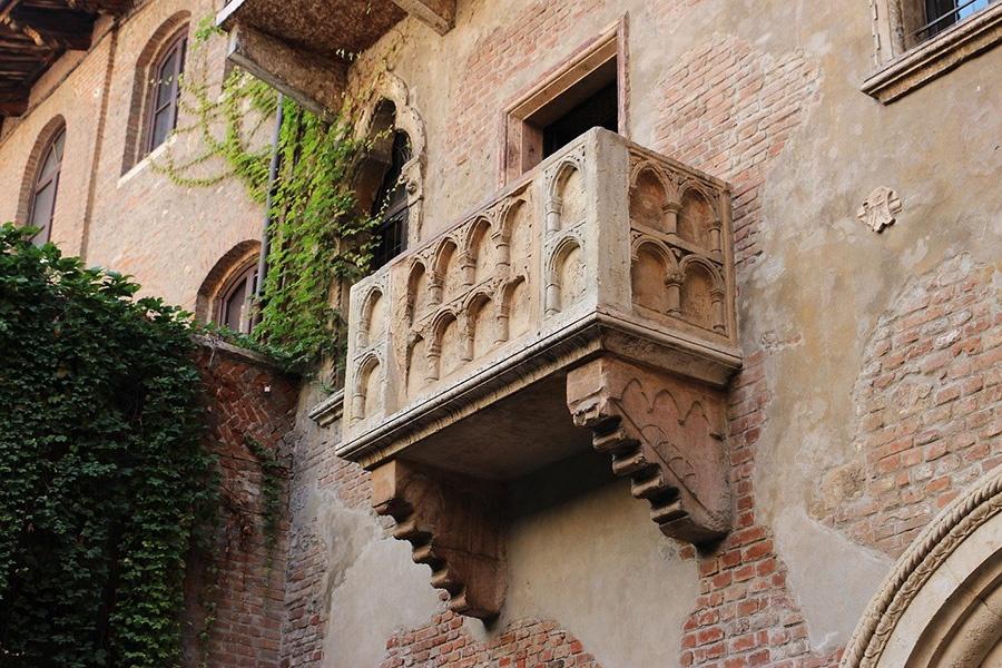 Cosa vedere a Verona in 1 o 2 giorni: Casa di Giulietta in centro