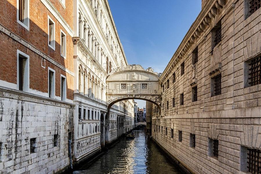 Ponte dei Sospiri - Centro storico di Venezia