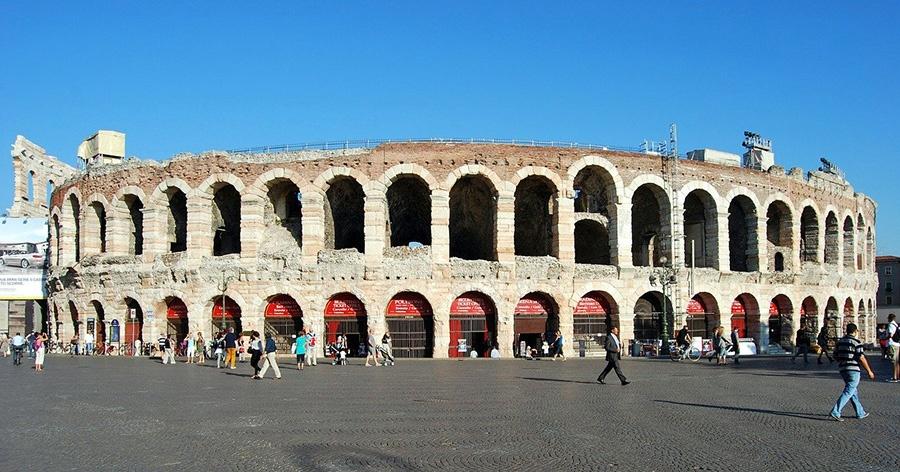 Vacanza in Italia - Weekend a Verona