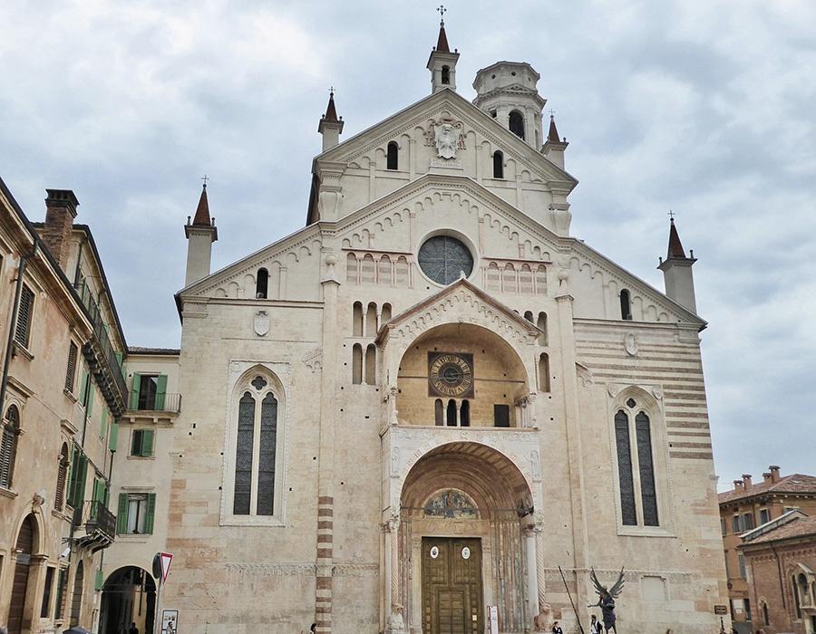 Cattedrale (Duomo) di Verona - Veneto, Nord Italia
