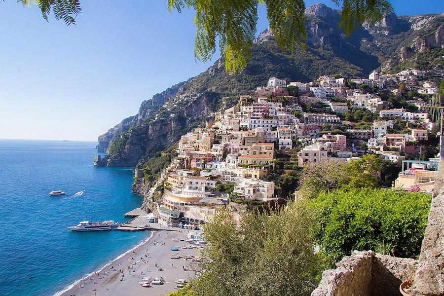 Tour giornaliero della costiera amalfitana da Napoli - Italia del sud