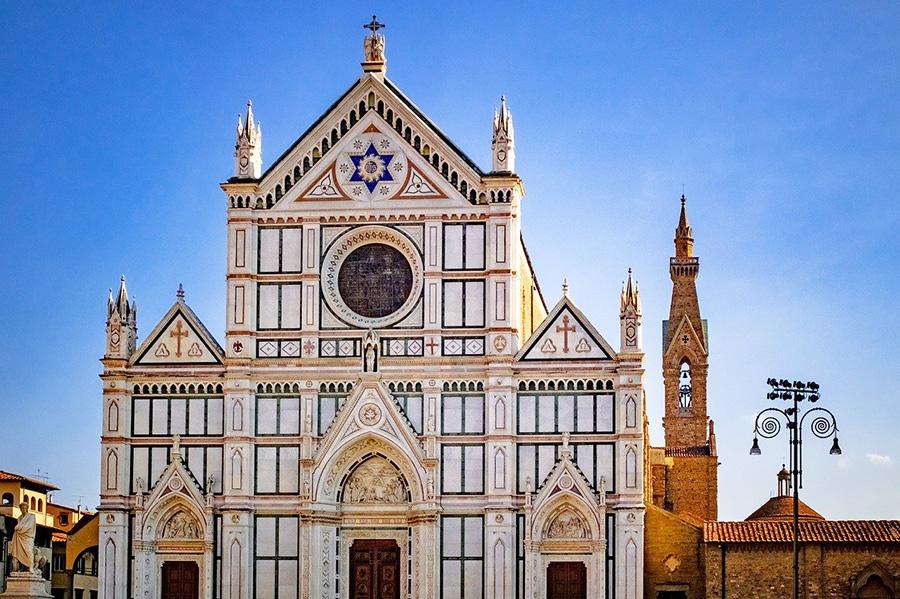 Chiese storiche di Firenze: S. Croce