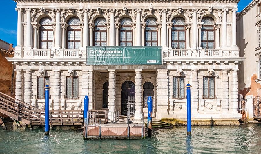 Museo del Settecento a Ca' Rezzonico - Centro di Venezia