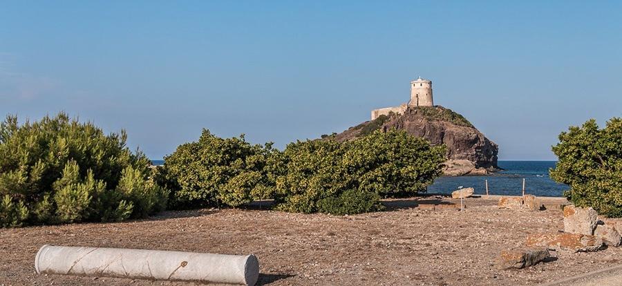 7 attività da fare in Sardegna: visita del sito archeologico di Nora