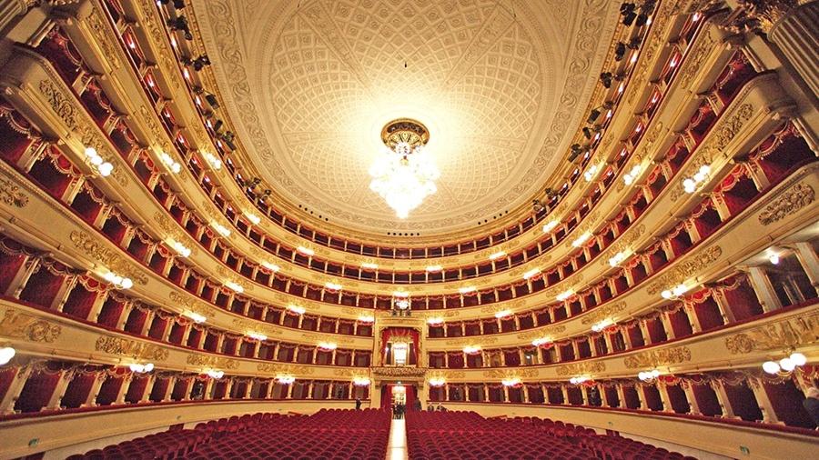 Tour guidato Teatro Alla Scala di Milano e museo