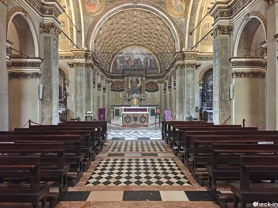Luoghi insoliti a Milano: Chiesa di S. Maria presso San Satiro vicino al Duomo