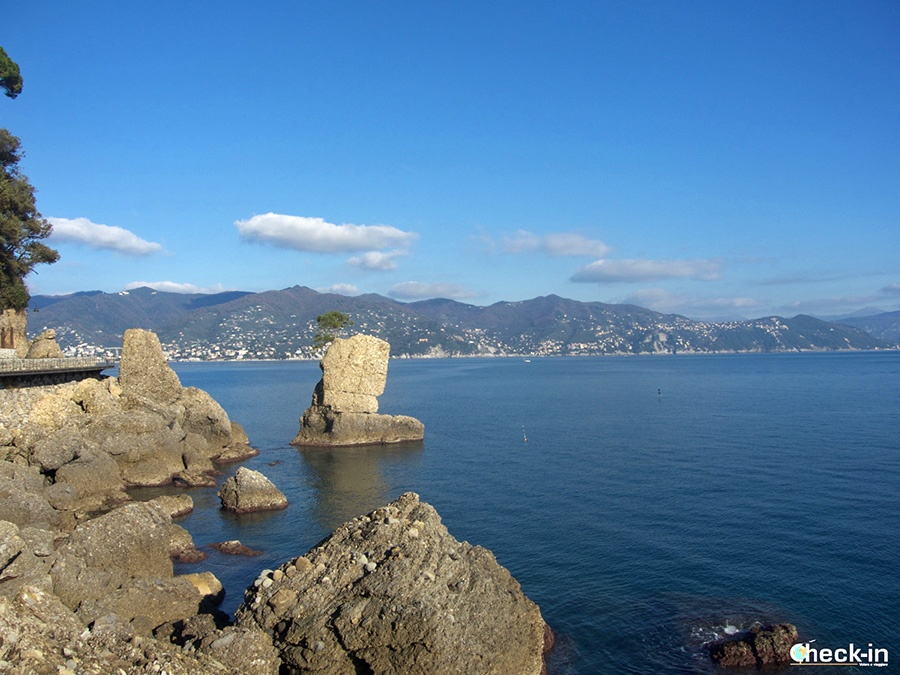 Inspiring walks in Liguria: from Santa Margherita to Portofino
