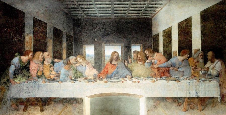 Informazioni per vedere l'Ultima Cena di Leonardo a Milano ed acquisto biglietti online