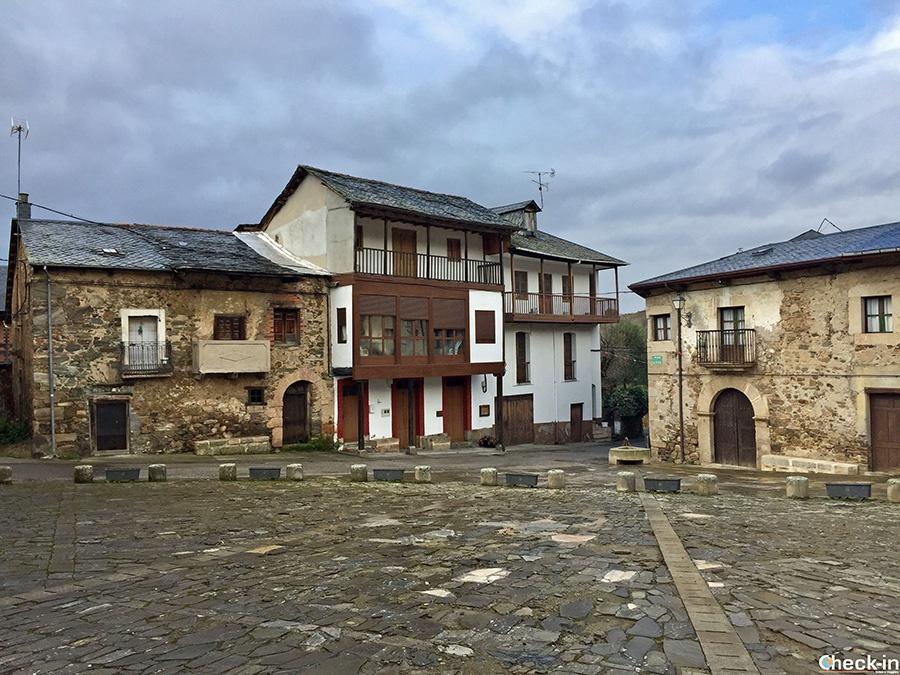 Pueblos de los Barrios cerca de Ponferrada - España del norte