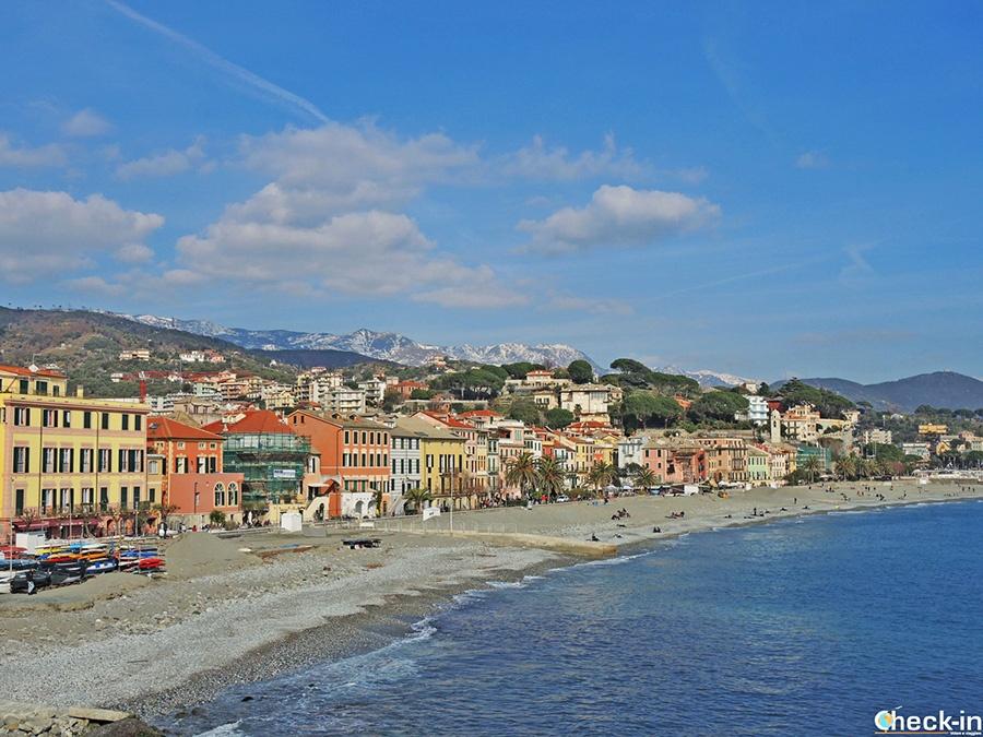 10 places to visit near Genoa: Celle Ligure