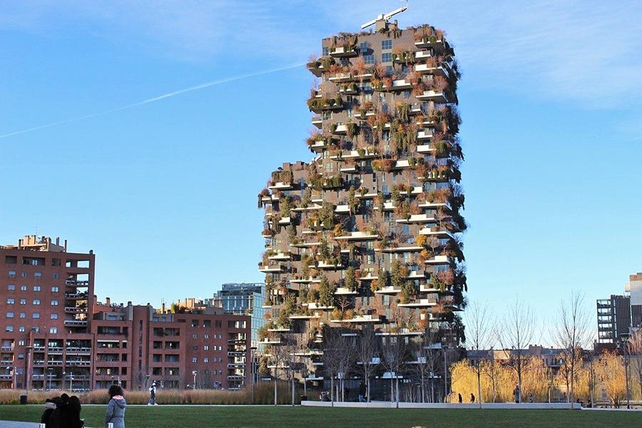 Bosco Verticale - Milano ecologica