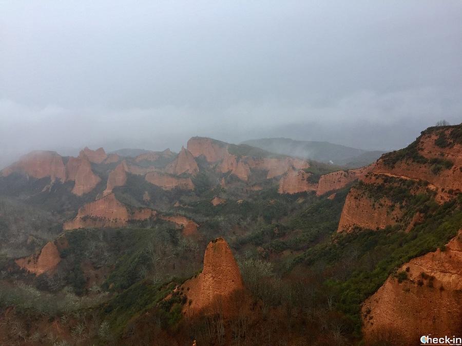 Lugares UNESCO en España: Las Médulas, provincia de León