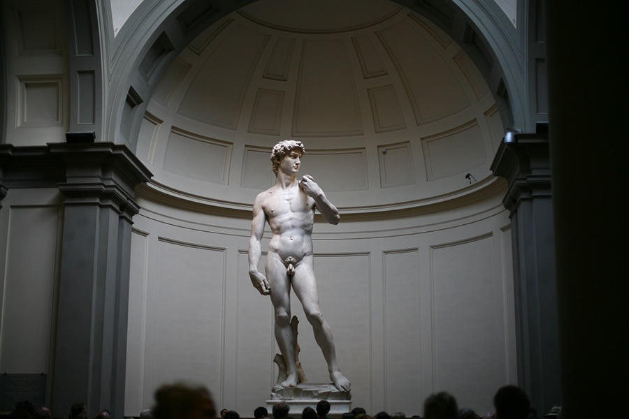 "Guided tours available for visiting the ""Accademy Gallery"" in Florence (Italy)"