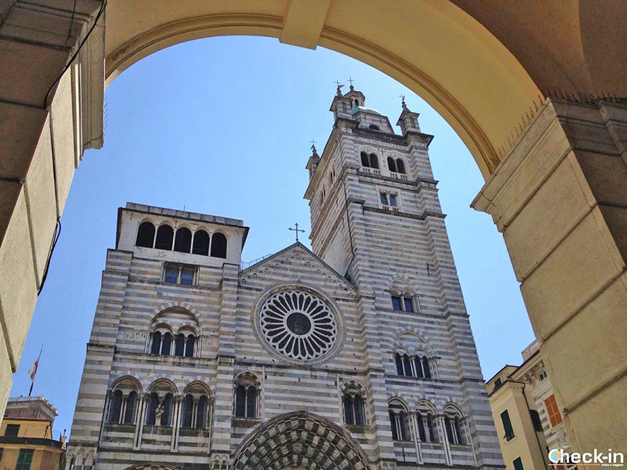 9 attractions to visit in Genoa - Cathedral of San Lorenzo