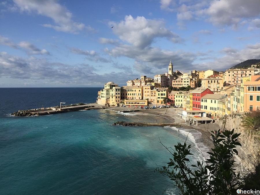 Best fishing villages in Liguria: Bogliasco (Eastern Riviera)