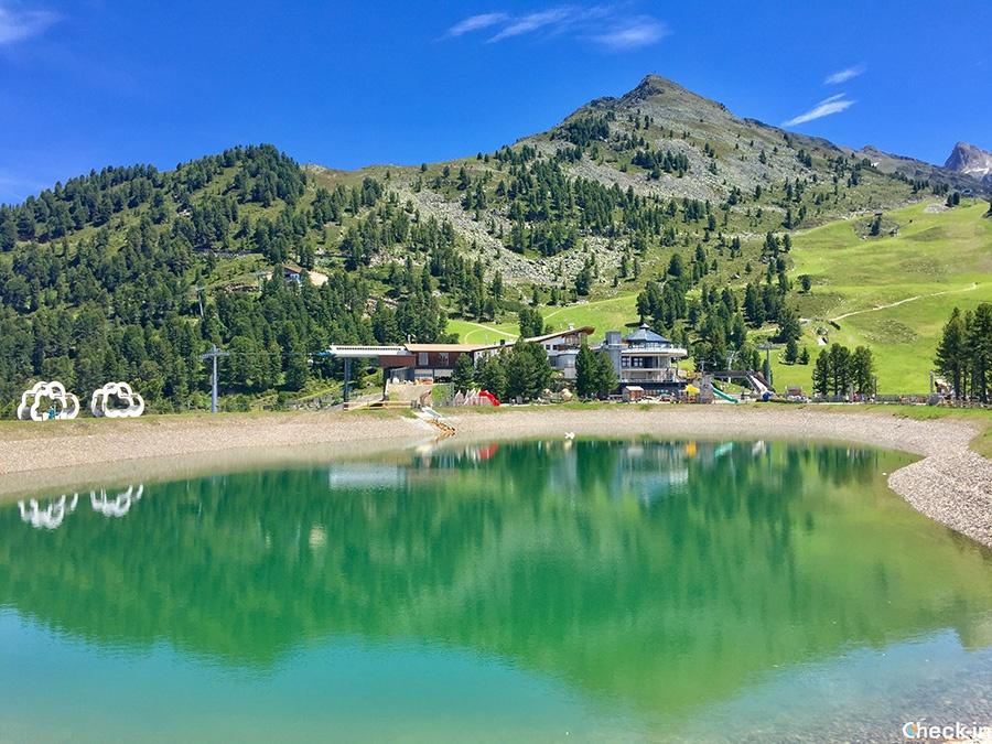 Escursioni per famiglie nella valle dell'Ötztal in Tirolo - Acherkogelbahn, Oetz