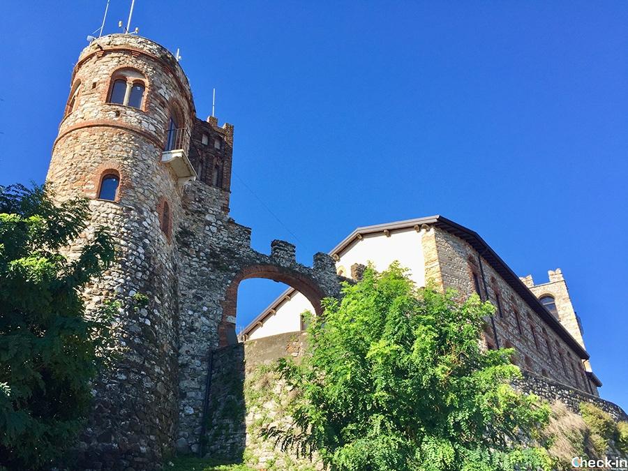 Luoghi di interesse sul lago di Garda: castello di Desenzano