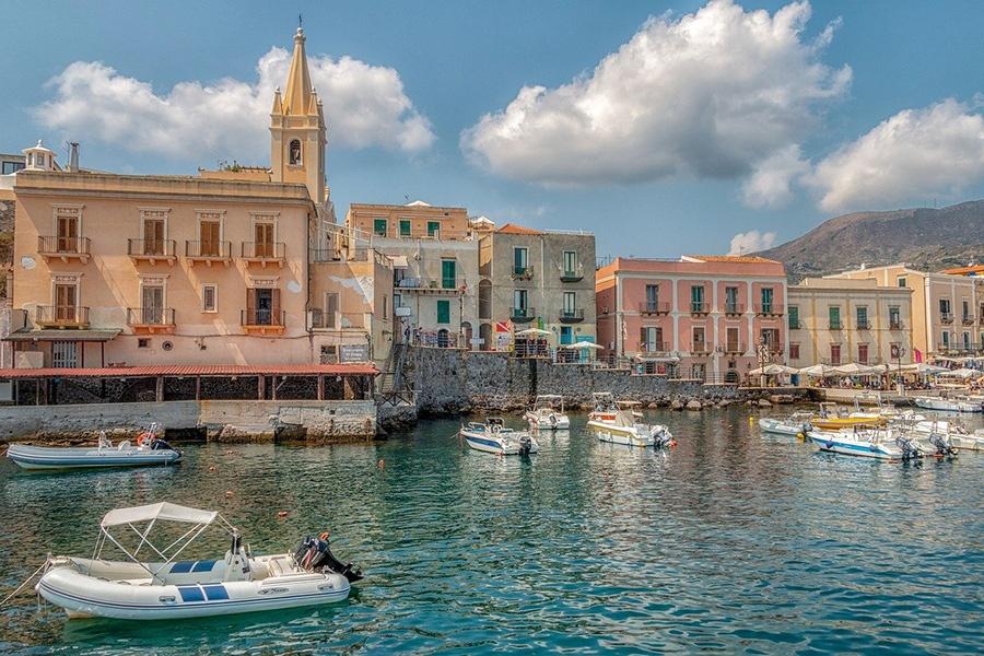 Vacanze in Italia: isole Eolie (Sicilia)