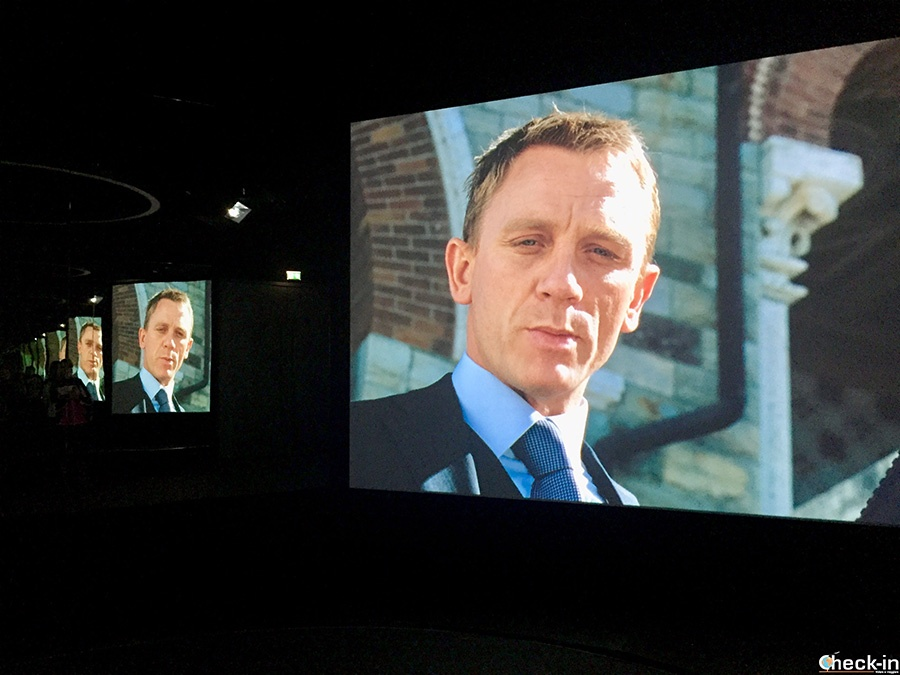 "Visita museo ""007 Elements"" - Gaislachkogel, Sölden (Tirolo)"