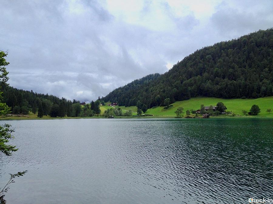 Laghi alpini dove fare il bagno in Austria: Hintersteiner See (Tirolo)