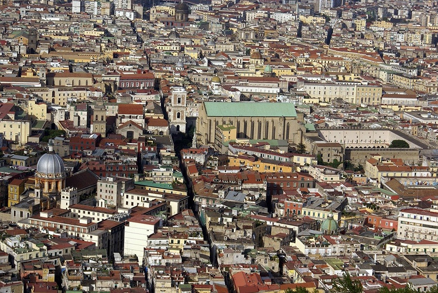 What to see in Naples UNESCO historic Centre