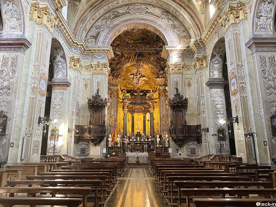 Orari visita della Basilica dell'Assunta - Sacro Monte di Varallo (Valsesia)