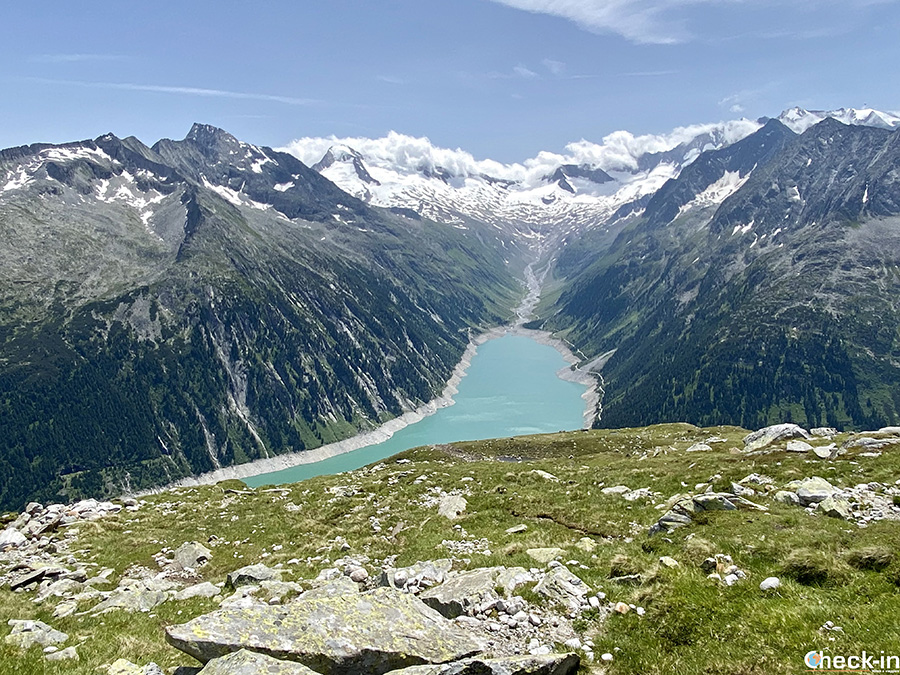 Punti panoramici più belli del Tirolo: Olperer Hütte, Alpi della Zillertal