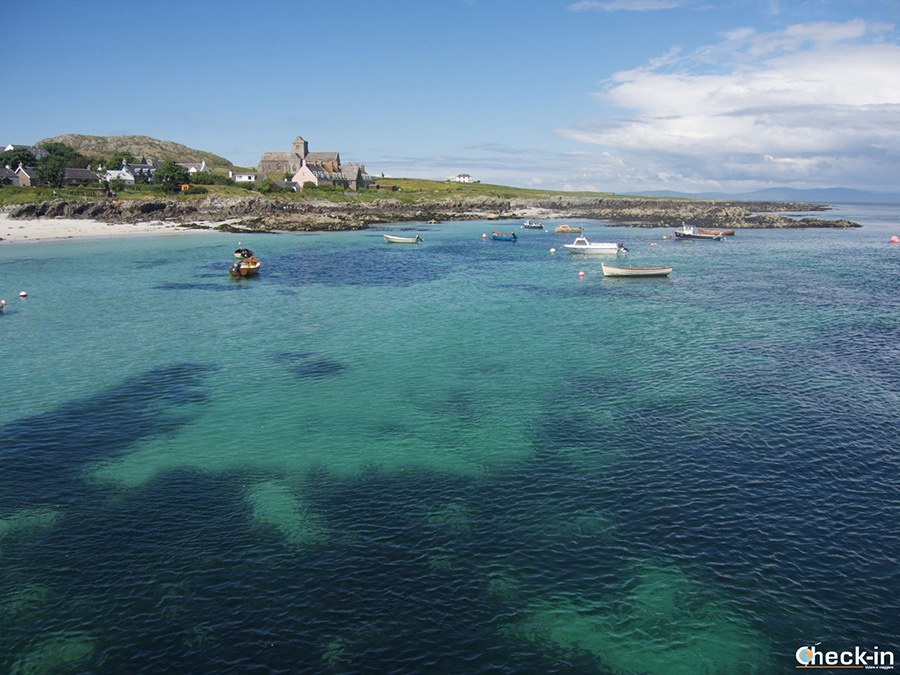 Where to go on a guided tour in Scotland - Iona (Inner Hebrides)