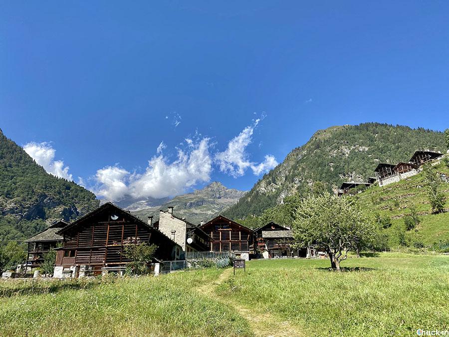 Gita fuori porta in Valsesia (Piemonte) ai piedi del Monte Rosa