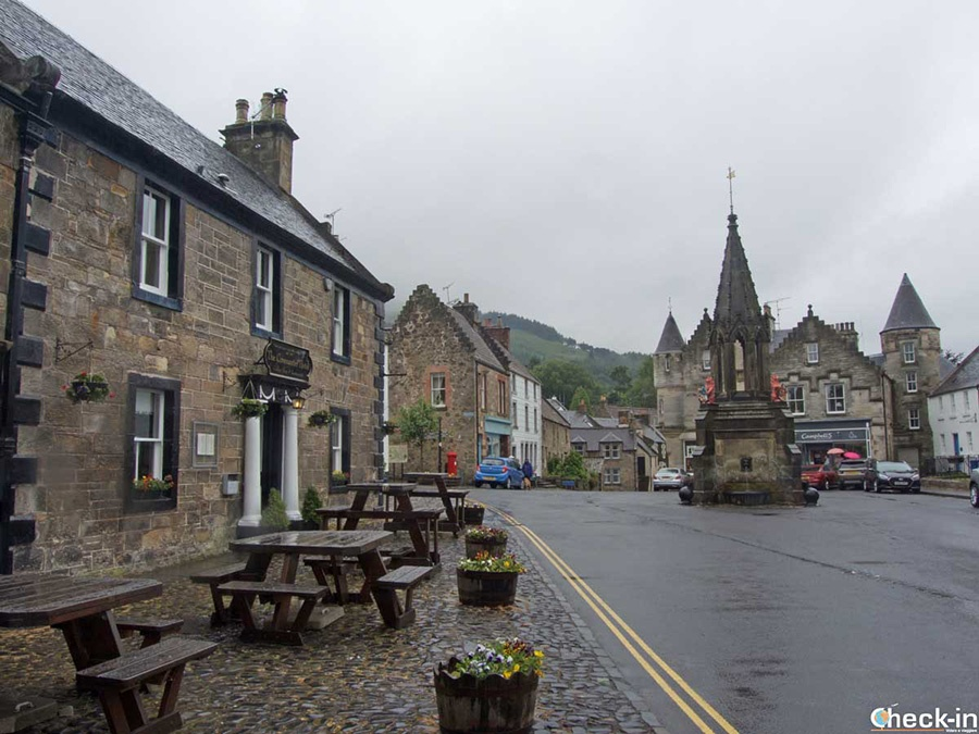 Falkland (Fiffe) | 4-day tour from Edinburgh to Outlander filming locations in Scotland