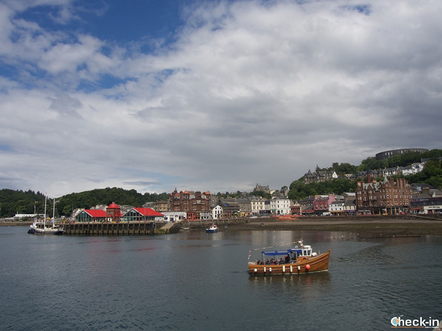 Top guided tours from Edinburgh to Oban and the Highlands